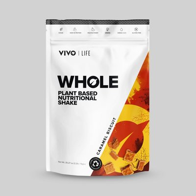 Vivo Life WHOLE Caramel Biscuit