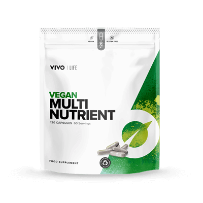 Vivo Life Vegan Multinutrient capsules