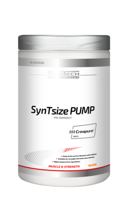 SynTsize Pump Fruitpunch 600gr