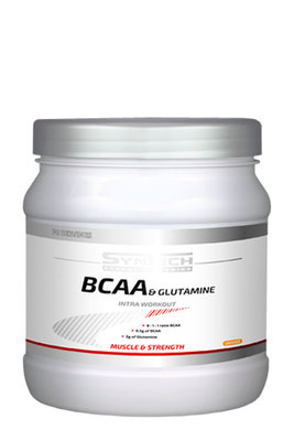 BCAA & Glutamine Lemon Ice Tea
