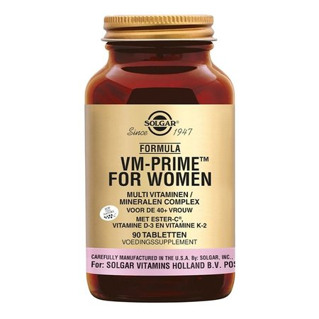 Solgar®  VM Prime For Women 90 Tabletten