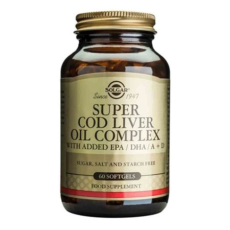 Solgar® Super Cod Liver Oil