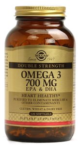 Solgar Omega 3 Double Strength